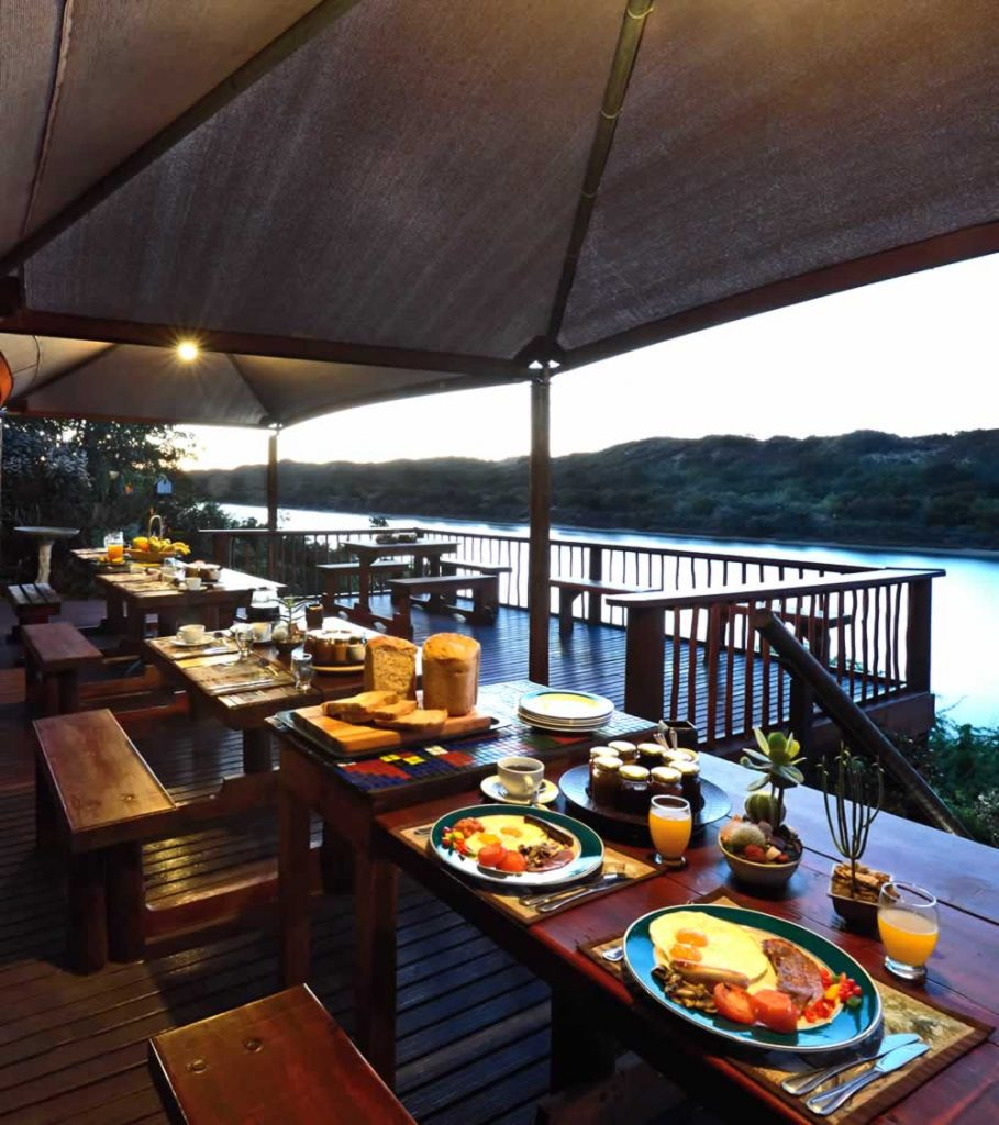 Addo BGuest House Accommodation - Breakfast
